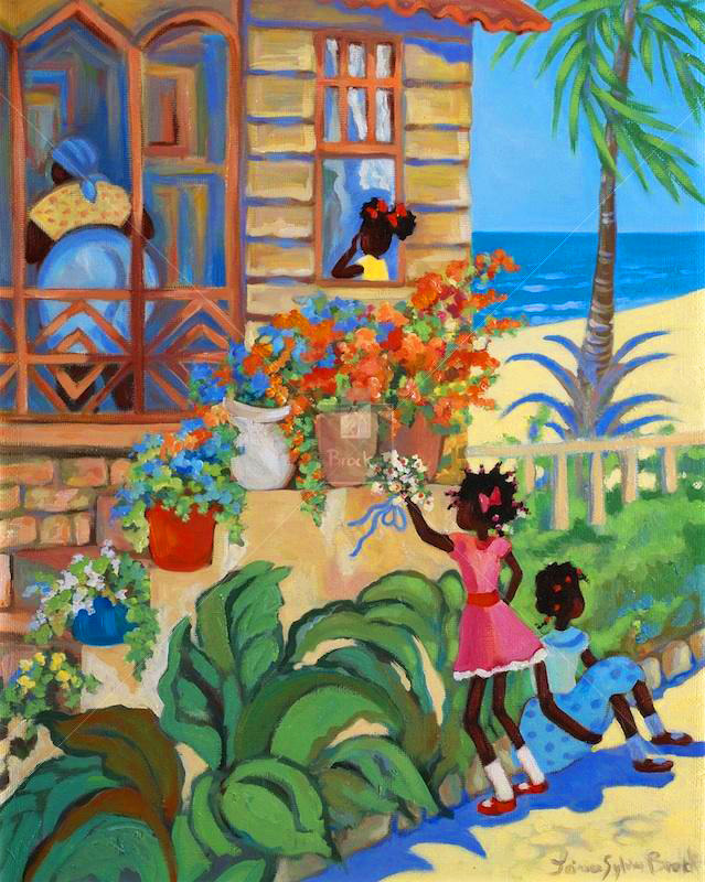 Gallery For gt Caribbean Art